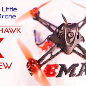 Wanna have some fun? Get a mini Nano Hawk X Race Drone - Review