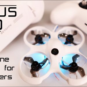 Wanna learn to Fly FPV Drones? The New CETUS PRO will help you.  Review