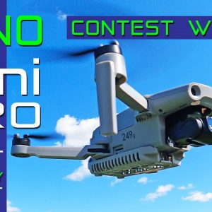 WINNER of the Hubsan ZINO MINI PRO Drone Giveaway!